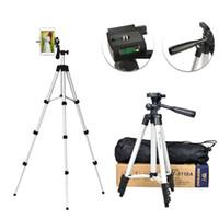 Wholesale 3110A Professional Camera Tripod Flexible Aluminium Portable Holder Sticks cm For Sony Nikon Canon All the Digital Camera Records Video