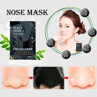 Wholesale High Quality New Black Nose Mask Remove Blackhead Tearing Deep Cleansing Purifying Peel off Blackhead Pore Cleaner DHL