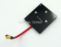 FPV 5.8G 5.8Ghz 14dBi <b>High Gain Panel Antenna</b> для DJI Phantom / Transmitter RC832 RC805 Приемник QAV250 F450 Quadcopter (RP-SMA)