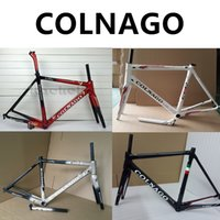 Wholesale 2017 color can choice colnago c60 road bike carbon frame full carbon fiber road bike frame cm T1000 carbon frameset