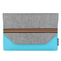 Wholesale Cartinoe Kammi Series Laptop Ultrabook Envelope Case Felt Cover Sleeve Carrying Bag for ipad pro Macbook Air Pro inch
