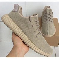 authentic footwear - New Released oxford tan boost pirate black Authentic moonrock turtle doves footwear kanye With Box MEN Size Yezzy