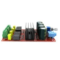 Class T Amplifiers amp class d - mplifier mini XH M190 Tube Digital Amplifier Audio Board TPA3116 Power Audio Amp Class D Amplifiers Stereo HIFI amplifier DC12 V