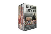 animation wheels - 2017 Hell on Wheels Series Disc US Version DVD Boxset New kg