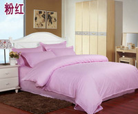 Wholesale New Home textiles Bedding Supplies Duvet covers cotton satin stripe duvet cover Comforter cover size cm