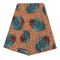 Wholesale African veritable classic fashion block in prints SUPER WAX cotton yards high quality for wedding or part B0591FYBG31064