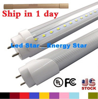 Spotlight ac ce certification - UL FCC Certification ft led tube W w W T8 m Led Lights Tubes AC V Stock In US