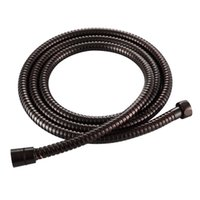 Wholesale Extended Length Replacement Inch Stainless Steel Interlock Handheld Shower Hose Oil Rubbed Bronze