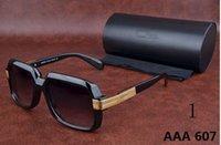Wholesale Cazal Eyewear Large Germany Top Quality Vintage New Brand Designer Sunglasses Dita Sun Glasses Black Mens Womens Retro Polarized Lens