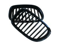 Wholesale Bright black Single Grille i i F01 F02 Fit For BMW