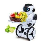 Wholesale Hot Balance Intelligent Remote Control Balance Balancing Battery Version Robot DANCING BOXING DRIVING LOADING GESTURE SENSING