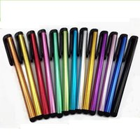 Wholesale hot sale tablet touch screen pen business gift capacitive metal mobile phone iphone ipad stylus pen