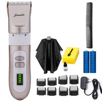 Wholesale Cord Cordless Men Baby Hair Clipper Wear Resistant Haircutting Kit Trimmer Mute Shaver Complete Cut