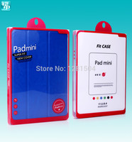 Wholesale Retail PVC Crystal Packaging Plastic Packages Bag For ipad mini case mm for