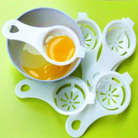 Wholesale Eco Friendly Good Quality Egg Yolk White Separator Egg Divider Egg Tools PP Food Grade Material
