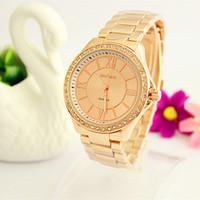 beautiful girls without dress - Most Beautiful Girl Lady Watch Temperament Analog Rhinestone Diamond Luxury Watches Quartz Band Dress Elegance Women Clock
