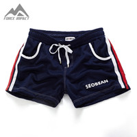 Wholesale Fashion Casual Men s Shorts Summer Fast Dry Breathable Mesh Double Layer Shorts Crossfit Fitness Workout Shorts for Men PF58