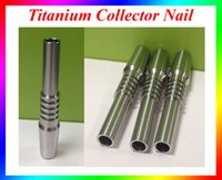 Wholesale 10pcs Sell Titanium Nectar Collector Tip Titanium Nail mm mm mm Inverted Nail Grade Titanium Tip Ti nail