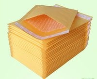 Wholesale cmx25cm Bubble Mailers Padded Envelopes Bags kraft envelopes mailer bubble envelope