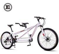 Wholesale Obek aluminum bicycles bicycles speed travel leisure couple discs double riding bicycles