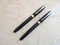 Wholesale 50pcs Metal Roller ballpoint pen Baking finish roller pen school office stationery Business promotion gifts DL_RP004