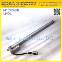 DC Motor best tv lift - Best V mm inch stroke N LBS micro linear actuator electric linear actuator TV lift high speed linear actuator