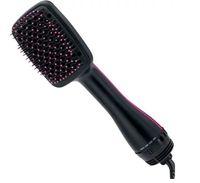 Wholesale 2017 New professional combs W Hot Air detangling Brush Hair Straightener Hot Air Brush