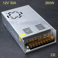 Wholesale High quality V A W Switching Power Supply Driver for LED light strip LED display billboard industrial equipment