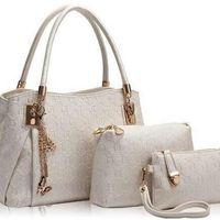 aslant bag - In the summer of with the new fashion aslant handbag his female bag bag shoulder BaoChao ladies handbags