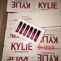 Wholesale Kylie Valentines Collection Duos Kylie Jenner Lipkit Valentine Edition Beautiful a Set Lipstick Valentine Gift Lip Gloss XL M181