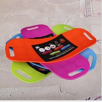Wholesale 4 Colors yoga Fit Board Fitness Balance Board Twist Slimming Sit Up Benches Smart Swab board