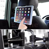 Wholesale Degree Car Back Seat Headrest Mount Holder for iPad mini Air Galaxy Tablet