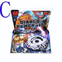 Wholesale Beyblade Constellation Assembled Beyblade Fighting Alloy Gyro4D gyro pullerAssemble Beyblade