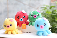 baby party activities - cartoon colourful octopus plush doll about cm soft toy one pieces baby toy party activity gift