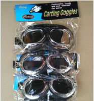 Wholesale Carting Motorcycle Glasses Scooter Goggles Pilot Ski Dirt Bike Cycling Lens Frame Goggles Motocross Glasses Sunglasses Off Road Eyewear