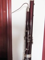 bassoon tuning - YAMAHA Basson second hand with good quality and good tune