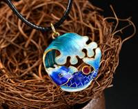 al por mayor compras hermoso collar-Joyería Collares Colgantes Nuevo Originalidad Tienda Maravilloso Hermoso Animal Tecnología Pescado Hombre Niño Mujer Niña Señora
