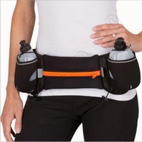 Wholesale Kettle Waist Pouch Waterproof Running Belt Bum Pack Sport Hiking Zip Bottle Bag for Iphone s s colors OOA754