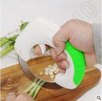al por mayor metal in roll-El cuchillo Rolling diseño innovador de la cocina cuchillo circular Sharp Blade Cutting Hortalizas Carne Cake CCA5601 100pcs