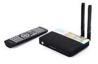 Wholesale CSA93 Android TV Box amlogic S912 Octa Core GB GB Bluetooth K Streaming Media Player GHZ DUAL BAND WiFi