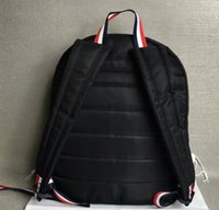 Wholesale the latest hot sale women men fashion High grade series all match backpack multicolor