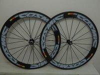 Wholesale 60mm Carbon Wheels Wheelsets New Road Bike Cycle Disc Brakes Parts Clinchers Hot Sale Carbon Rims