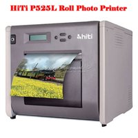 Wholesale LY newest HiTi P525L Roll Photo Printer use dye diffusion thermal transfer to produce quality prints on the spot