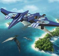 Wholesale Pterosaurs RC Quadcopter Axis Gyro RC Drone RTF UAV Pterosaurs MINI RC axis