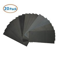 automotive furniture - Wet Dry Sandpaper Assortment x Inch Pieces for Automotive Sanding Wood Furniture Finishing Wood Turning Finishing