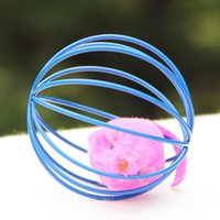 Cheap Chirstmas Mouse Ball Best Ball Creative False Mouse in Rat Cage Ball