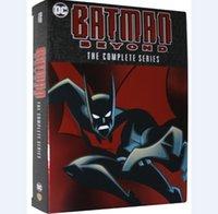 Wholesale Batman Beyond the whole Series Movie Discs Set US Version Box set New
