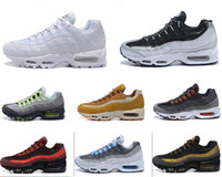 air max free run - Max Running Shoes For Men Cheap Max95 OG Sport Shoes Athletic Trainers child Sneakers Mens Boots US