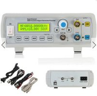 Wholesale FY2202S MHz Dual Channel DDS Function Signal Generator Sine Square Wave Sweep Counter