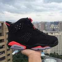 best jordans shoes - Air AA Jordan Retro Infrared Best High Jordans s Basketball Shoes For Mens high quality Retro VI Athletic shoes outdoor sneakers